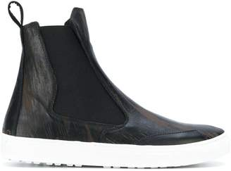 Stone Island Shadow Project ankle length boots