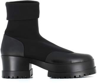Robert Clergerie Anke Boots wanda