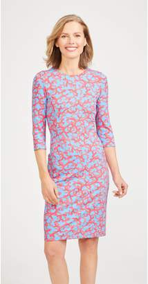 J.Mclaughlin Catalyst Dress in Brisbane Coral