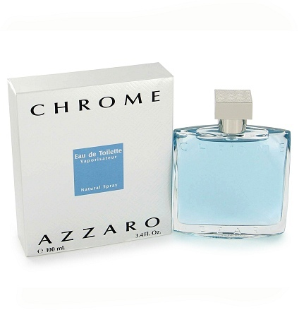 Azzaro Chrome Eau de Toilette for Men