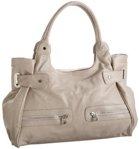 Co-Lab by Christopher Kon Sofia Double Front Zipper Tote