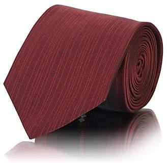 Prada Men's Abstract-Geometric-Graphic Necktie