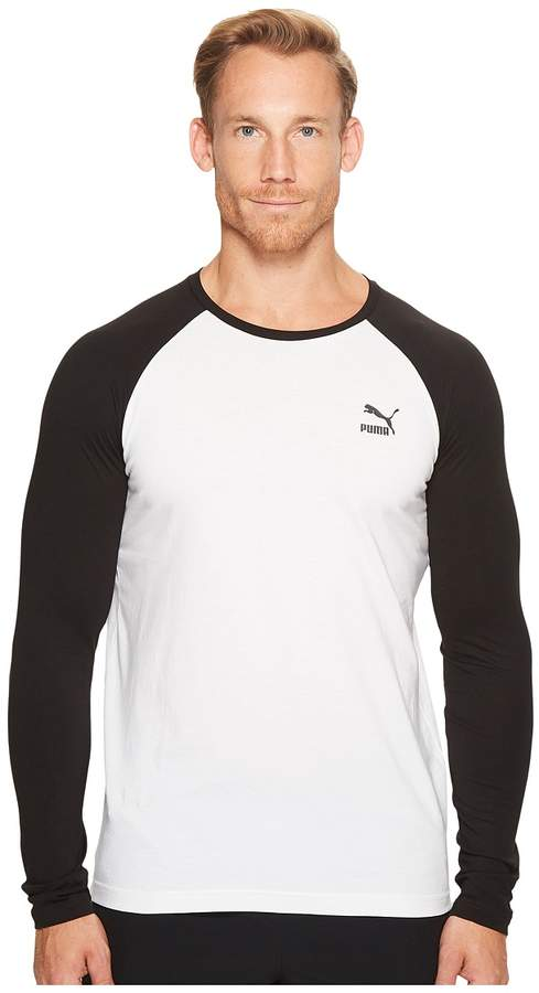 PUMA Archive Logo Raglan Long Sleeve