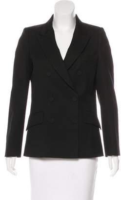Maison Margiela Wool Double-Breasted Blazer