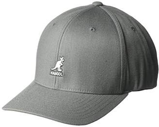 at Amazon.co.uk · Kangol Wool Flexfit Baseball Cap 9477db978300