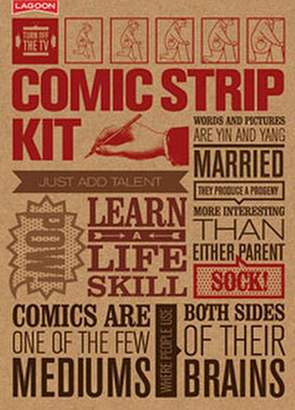 Your Own Doodlebugz Make Comic Strip Kit