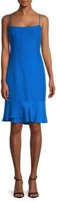 Milly Mandy Washed Silk Dress