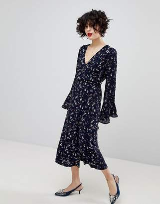 Essentiel Antwerp Piscine Long Sleeved Dress
