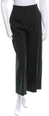 Narciso Rodriguez High-Rise Wide-Leg Pants