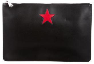 GivenchyGivenchy Large Star Pouch
