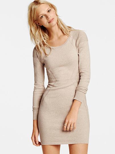 Victoria's Secret Moto Sweaterdress