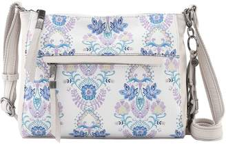 The Sak Alameda Printed Crossbody Handbag