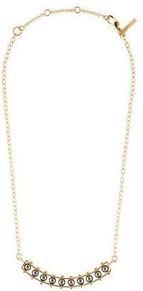 Lele Sadoughi Mini Slider Necklace