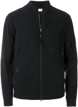 C.P. Company zip pocket bomber jacket
