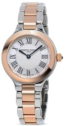 Frederique Constant Classics Delight Watch, 26mm $1,050 thestylecure.com