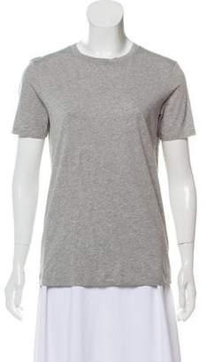 Acne Studios Short Sleeve Scoop Neck Top
