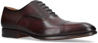 Magnanni Leather Oxford Shoes