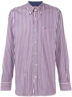 Paul & Shark striped shirt