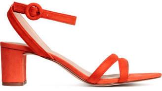 H&M Sandals - Orange