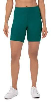 Athletic Works Women's Core Active Dri-More Bike Short