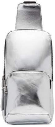 1017 Alyx 9Sm metallic cross-body backpack