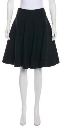 Alaia A-Line Knee-Length Skirt w/ Tags