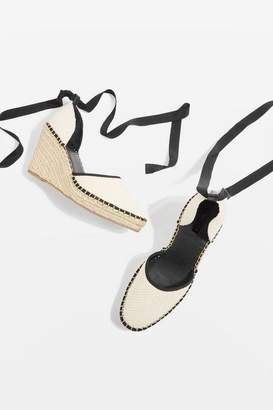 Topshop Williams Espadrille Wedges