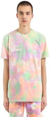 Hu Holi Cotton Jersey T-Shirt