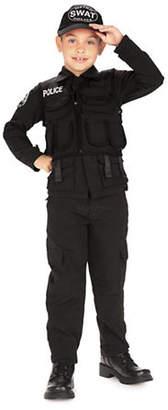 Rubie's Costume Co RUBIE'S COSTUMES Kids Swat Police Costume