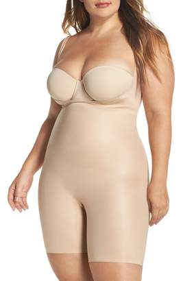 Spanx R) Power Conceal-Her Open Bust Bodysuit