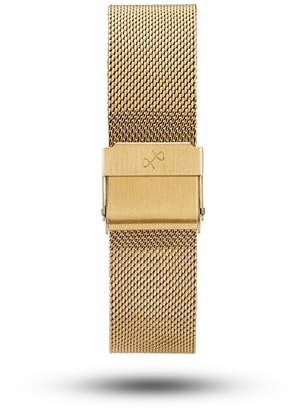 About Vintage - Mesh Band Gold