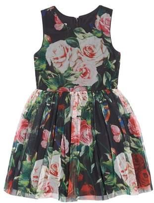 Pippa Pastourelle by & Julie Bird & Flower Mesh Dress