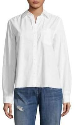 Current/Elliott Ivie Button-Down Shirt