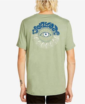 Volcom Men's Sunshine Eye Graphic T-Shirt