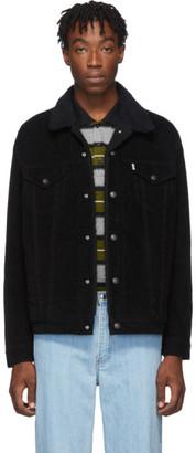 Levi's Levis Black Sherpa Type 3 Trucker Jacket