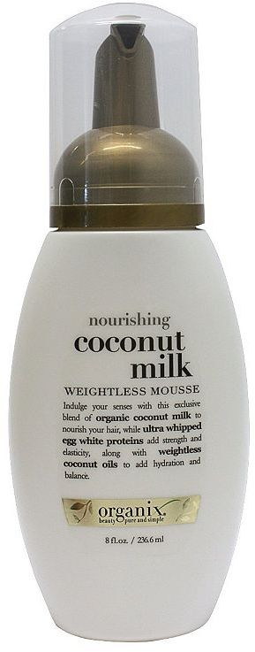 Organix Coconut Milk Weightless Mousse