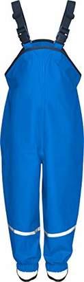 Playshoes Boy's Regenlatzhose, Matschhose Rain Trousers, (Blue 7)