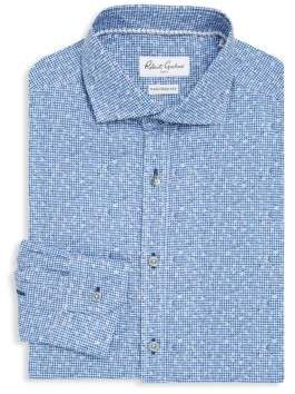 Robert Graham Ostuni Tailored-Fit Dress Shirt