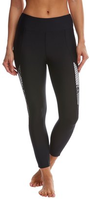 Next Women's Mix It Up Nalu Legging Crop Pant 8149272 $74 thestylecure.com