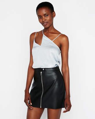 Express Foil Asymmetrical Cami