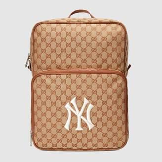 Gucci (グッチ) - ニューヨーク・ヤンキースTM パッチ ミディアム バックパック