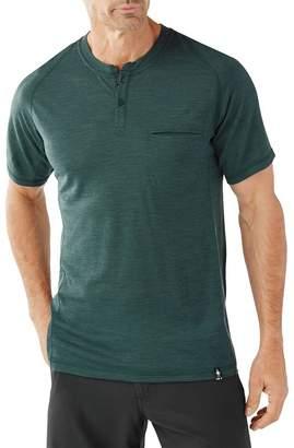 Smartwool Everyday Exploration Short-Sleeve Henley - Men's