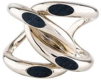 Christian Dior Extra Large Curb Link Bracelet