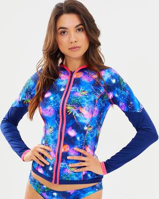 Pandora Long Sleeve Rash Vest
