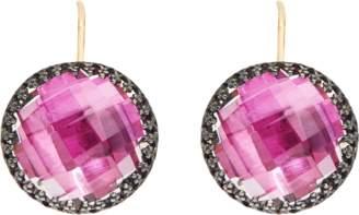 LARKSPUR & HAWK Olivia Button Earrings