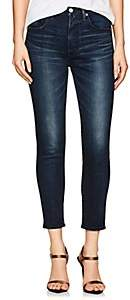 Moussy VINTAGE Women's Rebirth High-Rise Skinny Jeans - Blue