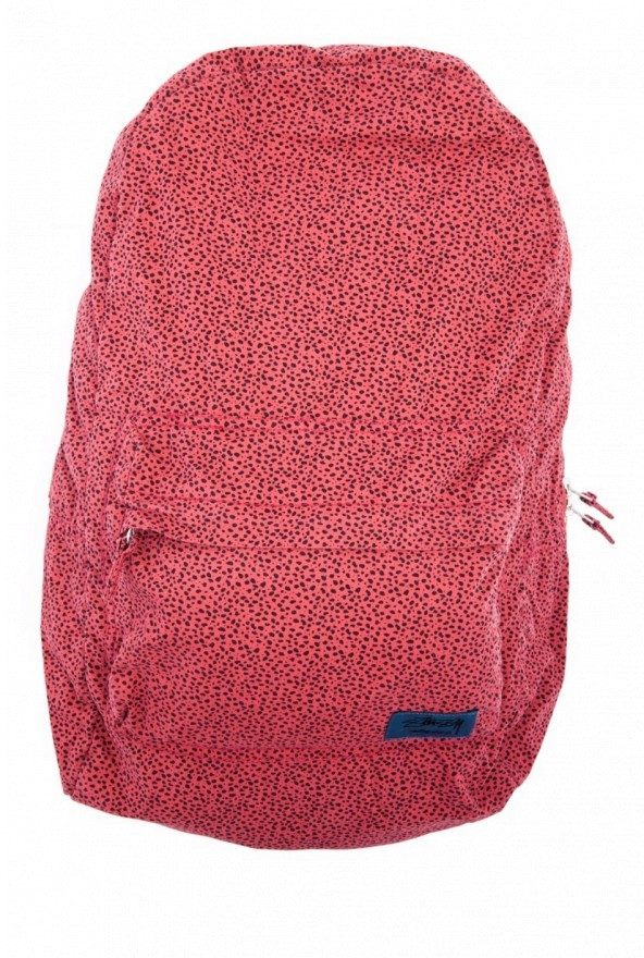 Stussy Soda Backpack in Red