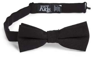 Nordstrom Solid Bow Tie