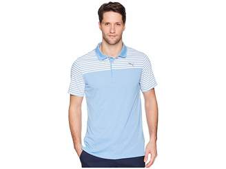 Puma Clubhouse Polo Men's Short Sleeve Pullover