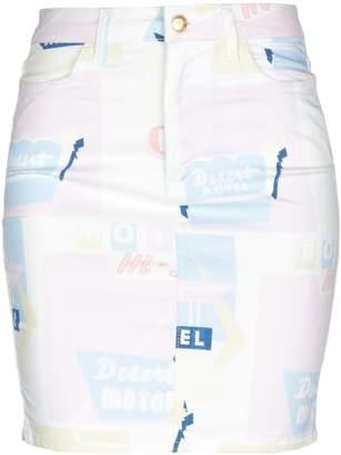 Topshop Denim skirts - Item 35402373OC